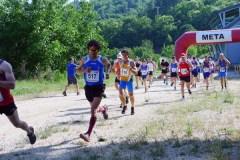 Uns 35 corredores no I Trotadas Trail Xagoaza