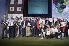 Os premios galegos do viño