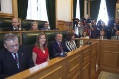 Un valdeorrés no novo goberno municipal de Santiago