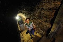 As covas, reclamo do turismo enolóxico