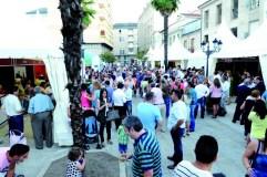 IX Feira do Viño de Monterrei en Verín