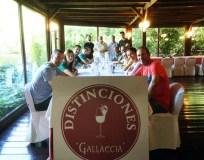 Gallaecia distingue a 105 viños galegos