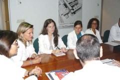 A Rede da UE para a Seguridade do Paciente e Calidade Asistencial visita Ourense