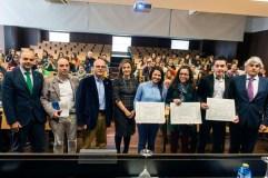 Entrega do II Premio de Investigación do Colexio de Economistas de Ourense