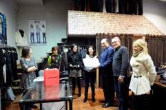 """Garoba, premiada na campaña """"Máis que comercio"""" no Barco"""