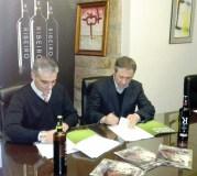 Alianza entre o Ribeiro e Instituto Galego do Viño