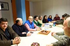 Comité executivo do PP do Barco e reunión do comité de campaña en Trives