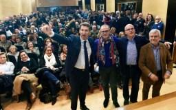 Presentación de Jesús Vázquez como candidato popular á alcaldía de Ourense