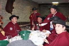 A Confraría do Viño de Quiroga cata os caldos da vindeira feira