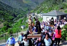 """O Vía Crucis das Ermitas, polo """"Camiño do deserto"""""""