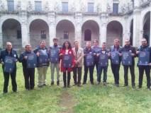Vence, na presentación das candidaturas do BNG en Celanova-Baixa Limia