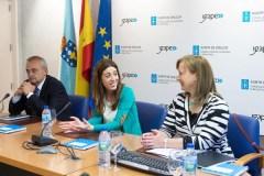Reunión de Galicia Calidade coa agregada de Agricultura da embaixada estadounidense