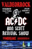 Bon Scott Revival Show actuará na Feira do Viño de Valdeorras