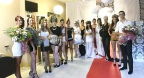 Un desfile de moda no aniversario de Jorge Álvarez Estilistas, en Viana