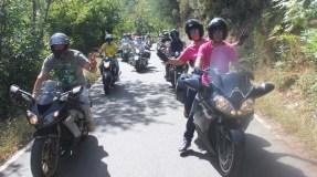 Ao ritmo das motos en Quiroga