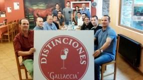 83 viños das denominacións de orixe ourensás, nas Distincións Gallaecia 2015