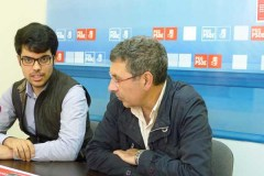 """Francisco Caamaño e Santiago Roura falarán sobre a """"reforma constitucional"""" no Barco"""