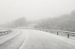 A neve chega cos Reis