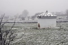 O regreso da neve