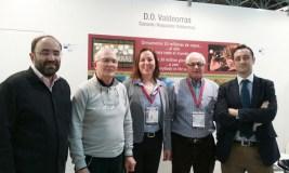Os viños ourensáns, na feira ProWein en Alemaña