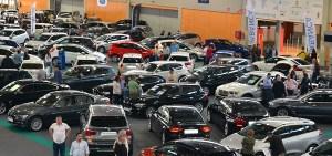4.000 persoas participan na primeira edición do Car Outlet Ourense