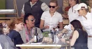 Springsteen bebe godello de Valdeorras