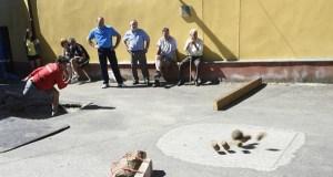 Xornada de bolos en Punxeiro (Viana do Bolo)