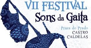 """""""Sons da Gaita"""" o 6 de agosto en Castro Caldelas"""
