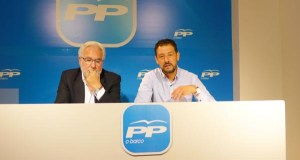 O PP fai balance do goberno da Xunta en Valdeorras