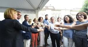 Os viños de ata 16 adegas poden desfrutarse na XI Feira da D.O. Monterrei