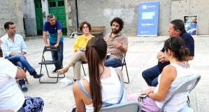 Davide Rodríguez, de En Marea, avoga pola posta en valor dos recursos do rural