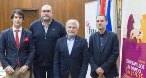 """O concurso """"Tempranillos ao mundo"""", en Ourense"""