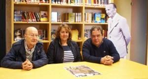A Biblioteca de Verín homenaxea a Taboada Chivite no 40º aniversario da súa morte