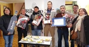 Entréganse os premios do 3º Concurso de pinchos de Outono do Ribeiro