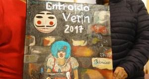 """Verín presenta o cartel do seu """"Entroido 2017"""""""