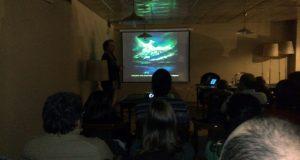 O físico Dosi Veiga fala das mellores imaxes tomadas este ano pola NASA, no Ateneo