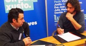"""Davide Rodríguez: """"En Marea pedirá medidas para aumentar a vixilancia nos soutos durante o castañal"""""""