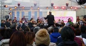 A Banda de Música do Barco e Son do Sil, na televisión galega