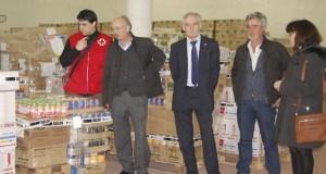 Cruz Vermella distribuirá 132.734 kilos de alimentos na provincia de Ourense