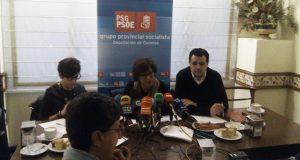"""Francisco Fraga, do grupo provincial Socialista: """"suprimir a venda de billetes implica perder poboación no rural"""""""