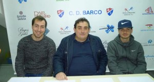 Asier Molinos e Iván Murillo completan o plantel do C.D. Barco