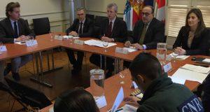 Galicia e Portugal asinan un novo acordo de cooperación en materia de emerxencias transfronteirizas