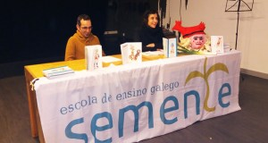 """Preséntase o libro """"Entruidos e Mascaradas na Galiza"""" en Santiago"""