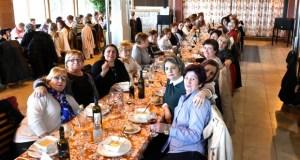 Xuntanza de mulleres rurais en Vilamartín de Valdeorras