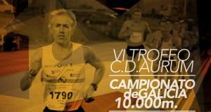 Os campionatos galegos de atletismo e milla ao aire libre, este sábado no Campus de Ourense