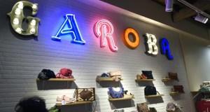 Garoba inaugura unha nova tenda no Barco