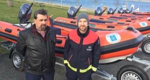 O Barco, entre os concellos que reciben da Xunta unha embarcación de augas interiores