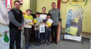 Exposición sobre o mundo dos selos no CEIP Julio Gurriarán do Barco