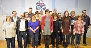 A executiva nacional do BNG aproba o novo reparto de funcións