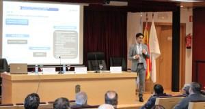 O Conselleiro de Economía avaliou cos empresarios do Pereiro de Aguiar novas oportunidades de negocio